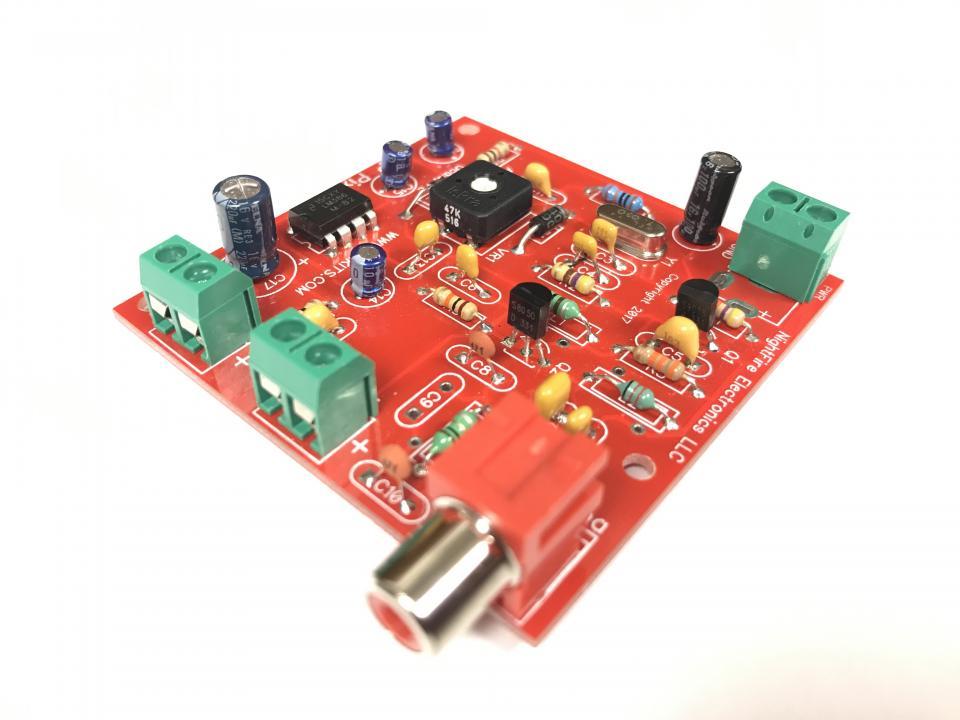 QRP Pixie CW Transceiver Kit - 7 050 MHz (40 Meters