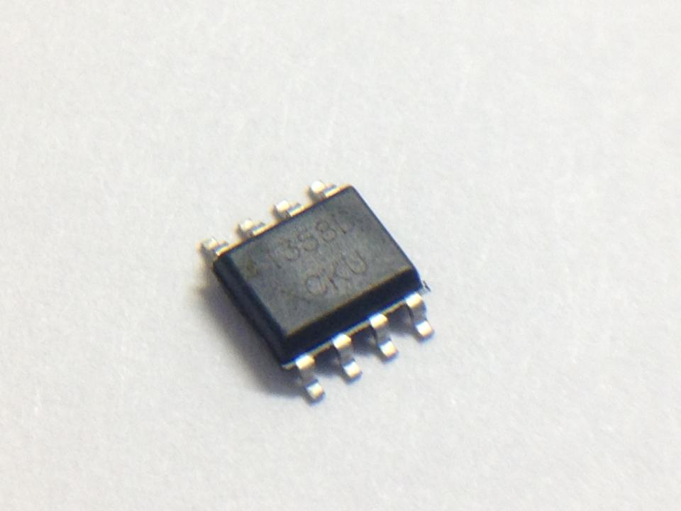 Lm358 Smt Dual Op Amp Ic Nightfire Electronics Llc