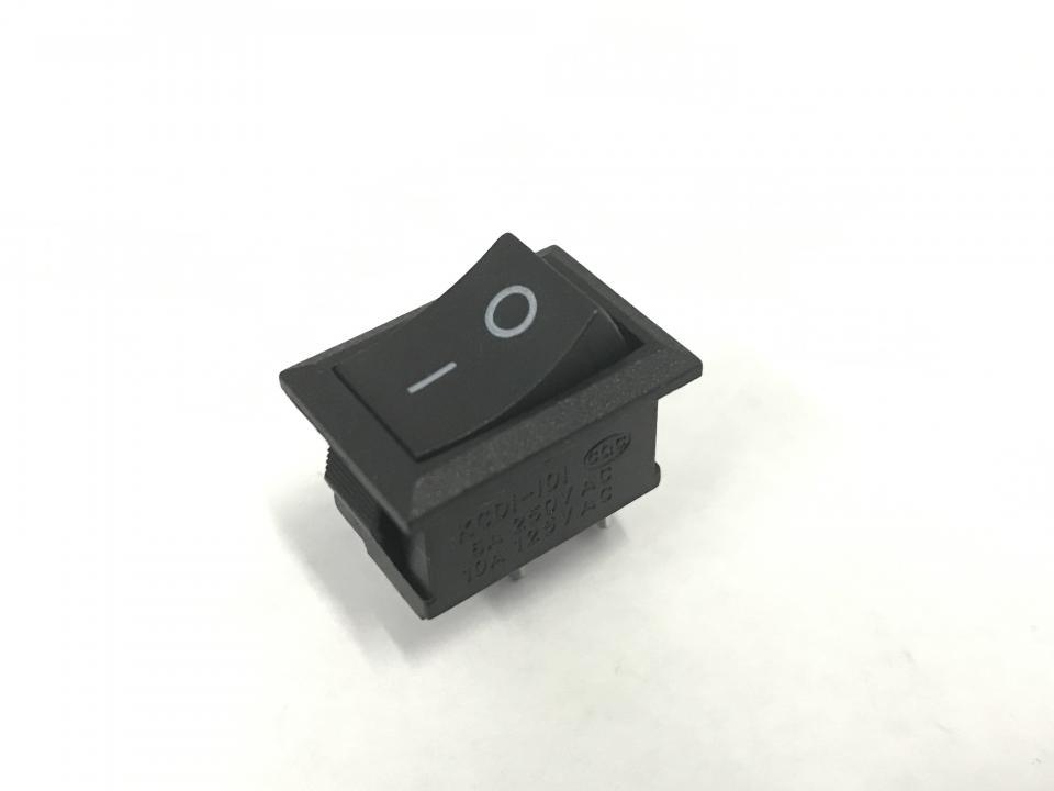 Rocker Switch Panel Mount SPST (Small  75