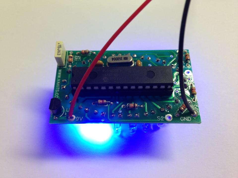 18-LED UFO Lights Kit (#2297) | NightFire Electronics LLC