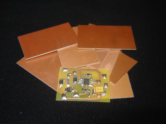 Blank Copper Clad Pcb 1 0 X 2 0 Quot 5120 Nightfire