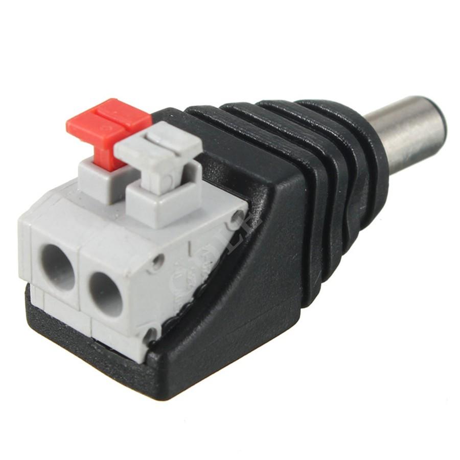 Female Dc Power Plug To Terminals Nightfire Electronics Llc Jack Femaledc 55dc Cable Product
