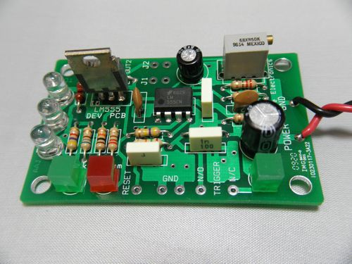 Programmable Timer Circuit Using 555 Free Electronic Circuits 8085