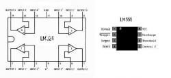 Lm324 Lm555 Smt Ics Kit as well Lf353n Wiring Diagram additionally CMR 2747PB A additionally Transistor moreover Can A  parator Lm393 Be Used As An  lifier. on electret microphone datasheet