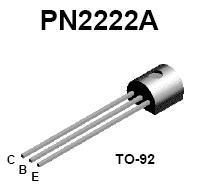PN2222A Pin out